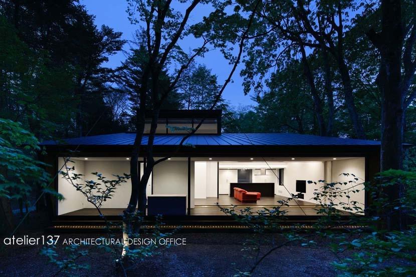 建築家:鈴木宏幸「018軽井沢Cさんの家」
