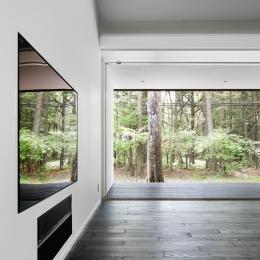 建築家 鈴木宏幸の事例「018軽井沢Cさんの家」