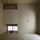 緑陰を愉しむ家の写真 和室