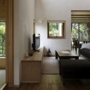 緑陰を愉しむ家