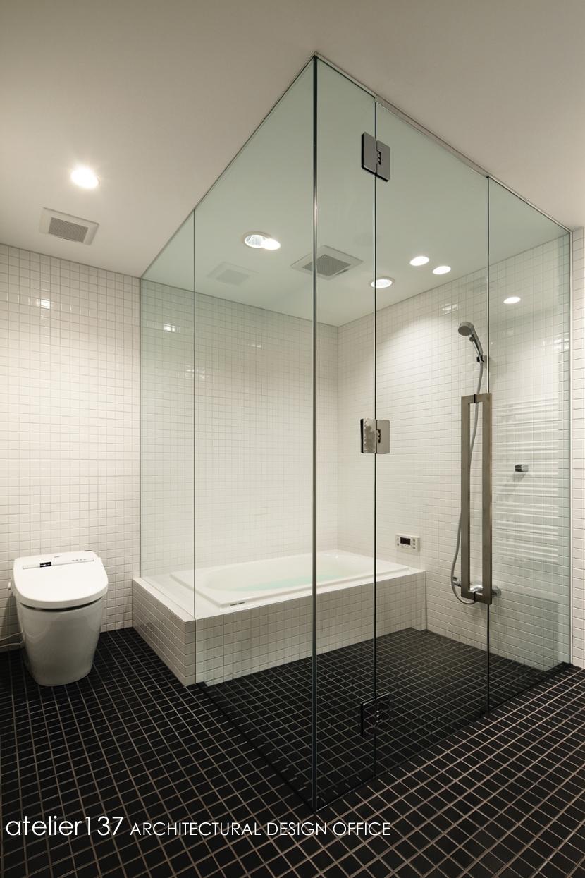 018軽井沢Cさんの家の部屋 バスルーム