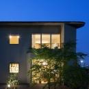 友丘の家の写真 外観|夜景