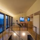 碧の家の写真 ダイニングキッチン|夜景