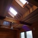 天窓のある家