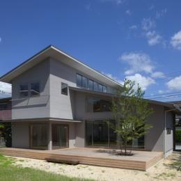 亀川の家 (外観)