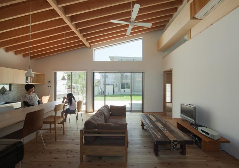 建築家:相良友也「亀川の家」