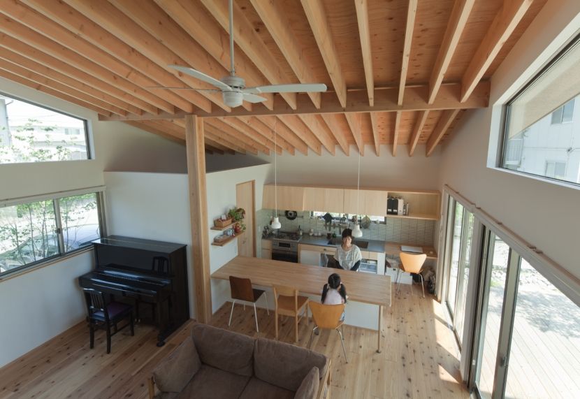 亀川の家の部屋 LDK