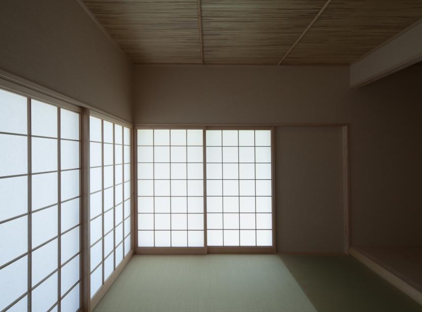 亀川の家の部屋 和室