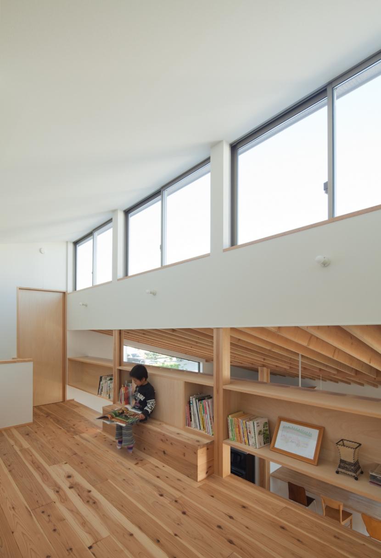 亀川の家の部屋 フリースペース