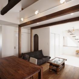 SE邸・実家の2階が大変身 大好きなインテリアで楽しく住もう