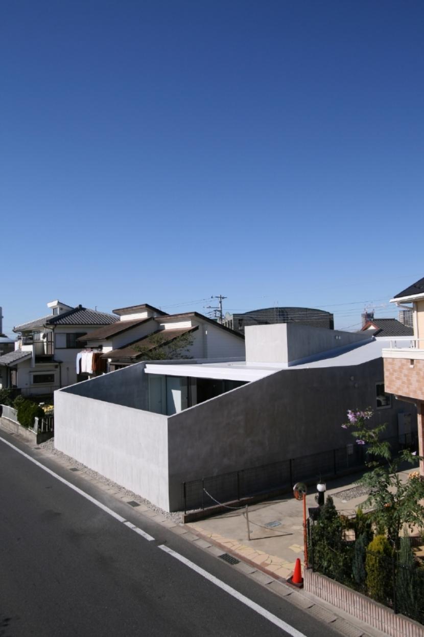 G-house (外観)