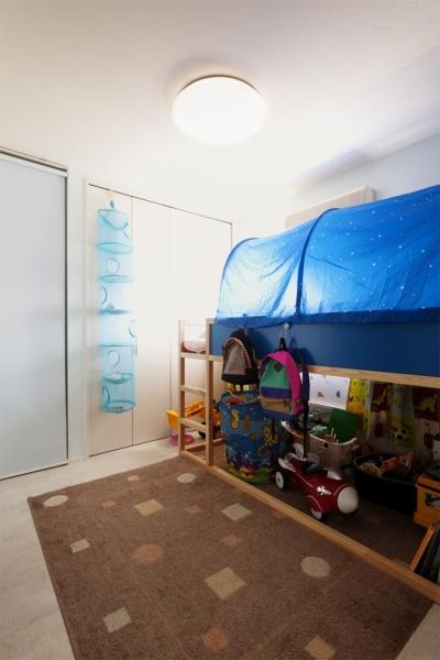 子供部屋 (SE邸・実家の2階が大変身 大好きなインテリアで楽しく住もう)