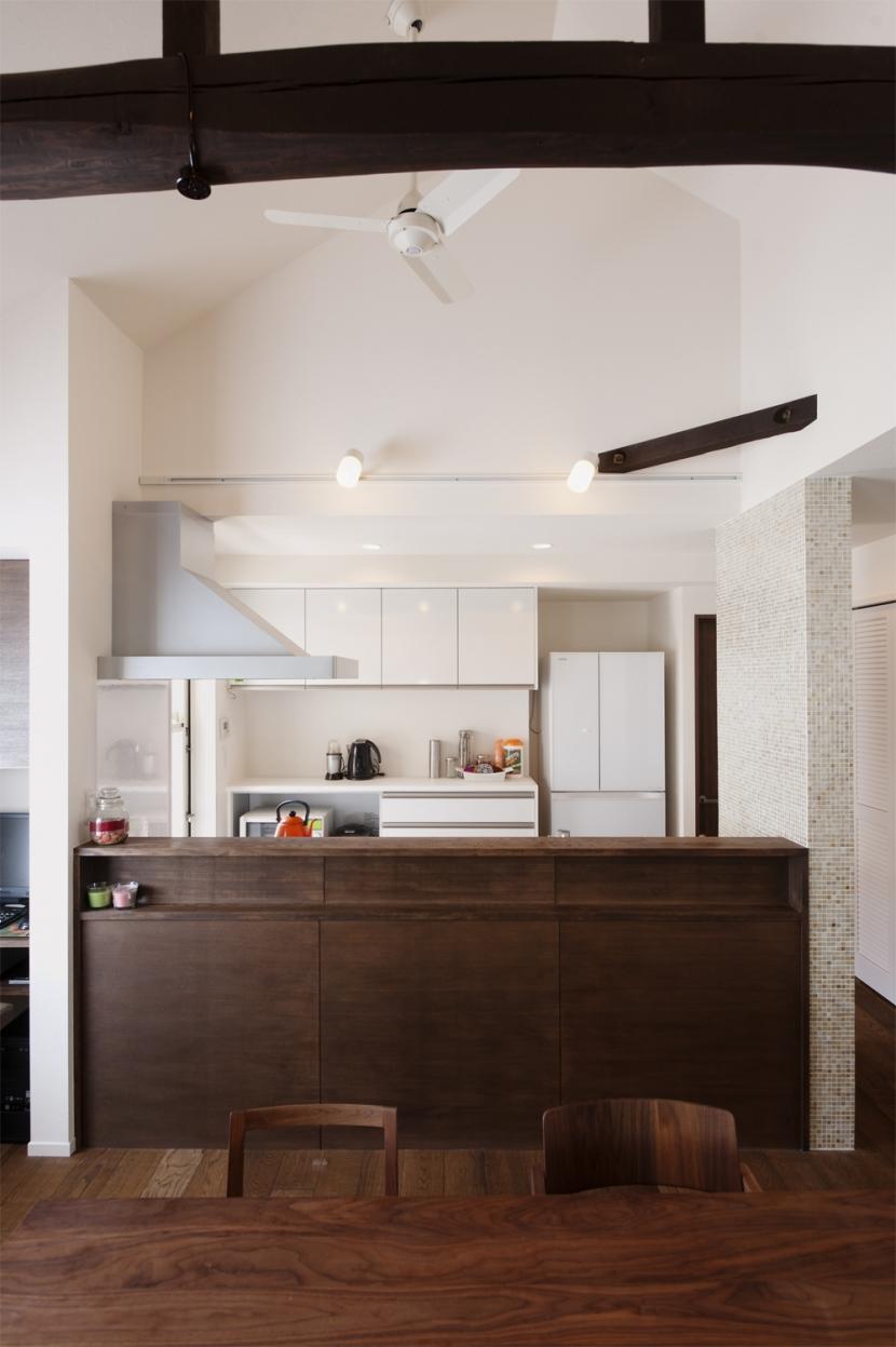 SE邸・実家の2階が大変身 大好きなインテリアで楽しく住もうの部屋 LDK
