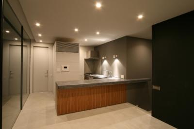G-house (キッチン)