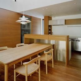 015軽井沢Tさんの家 (キッチン)