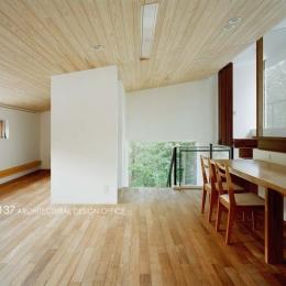 015軽井沢Tさんの家 (子ども室)