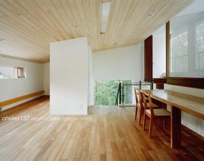 子ども室 (015軽井沢Tさんの家)