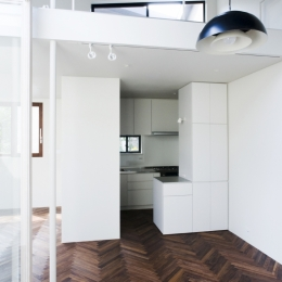 NA-house (2F_キッチン)