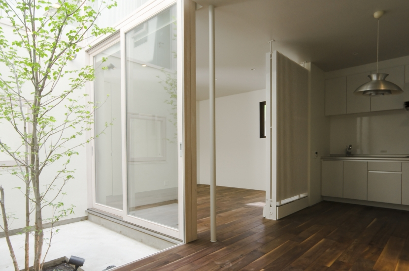 NA-houseの部屋 1F_LDK