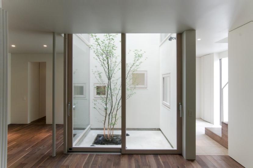 建築家:安藤毅「NA-house」