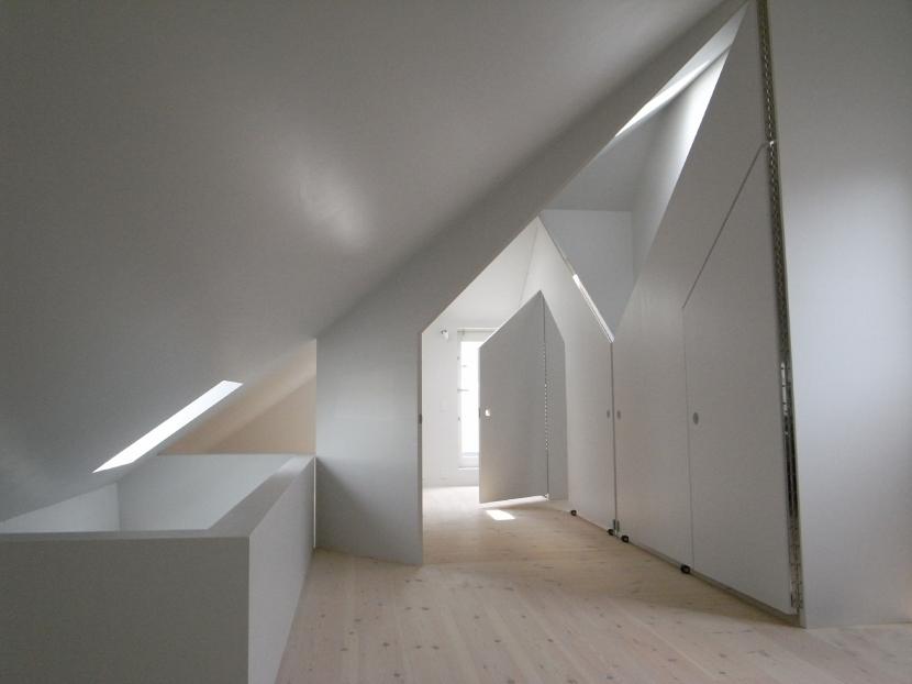 建築家:安藤毅「F-house」