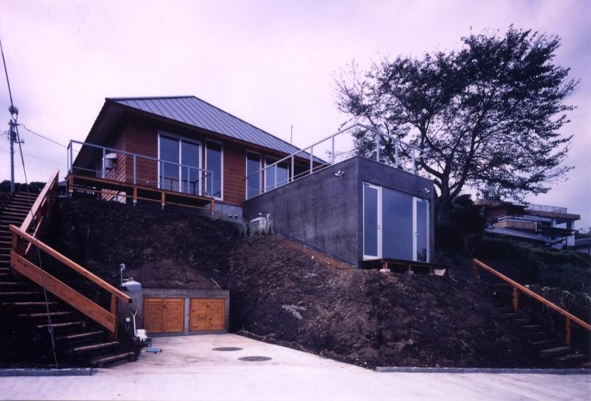 W_HOUSEの部屋 外観