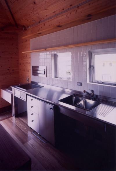 W_HOUSE (キッチン)
