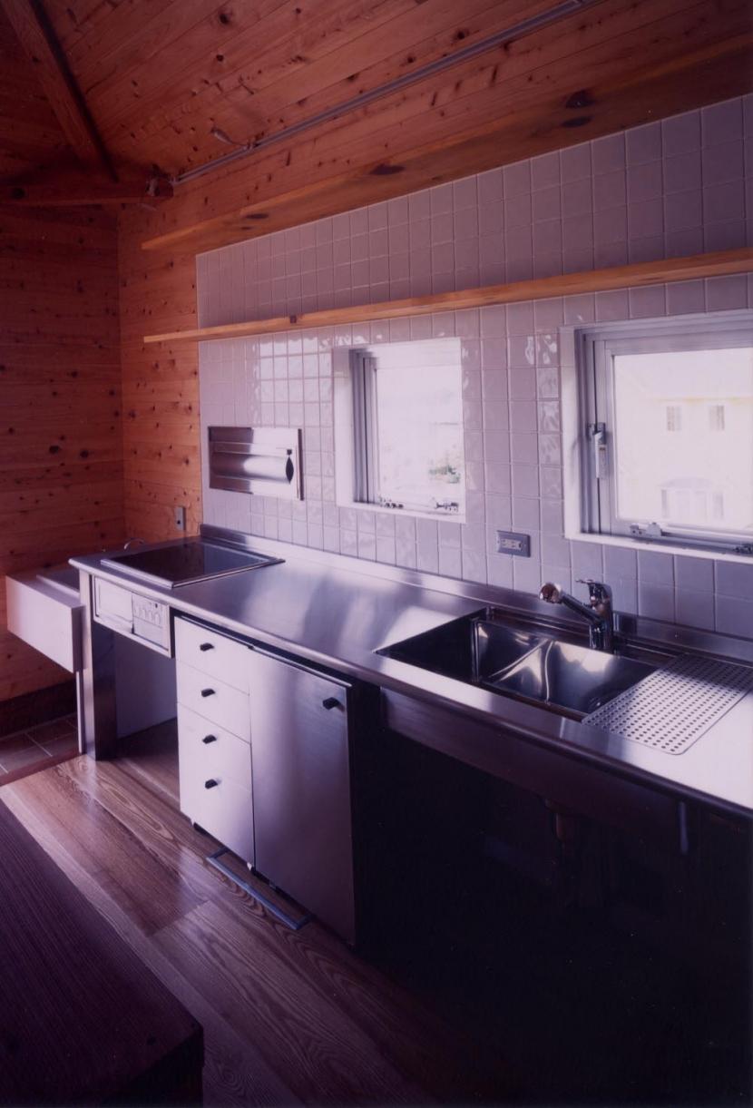 W_HOUSEの部屋 キッチン
