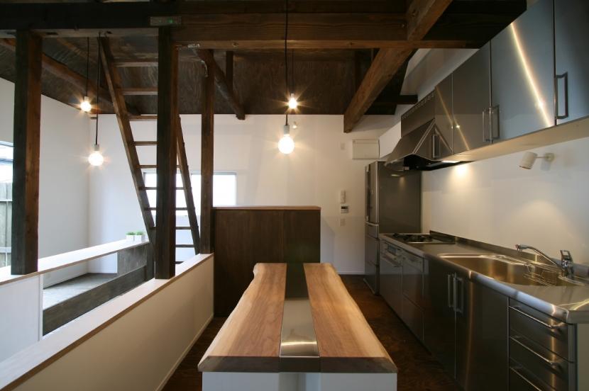 ヒカリノカタチの部屋 2F_キッチン