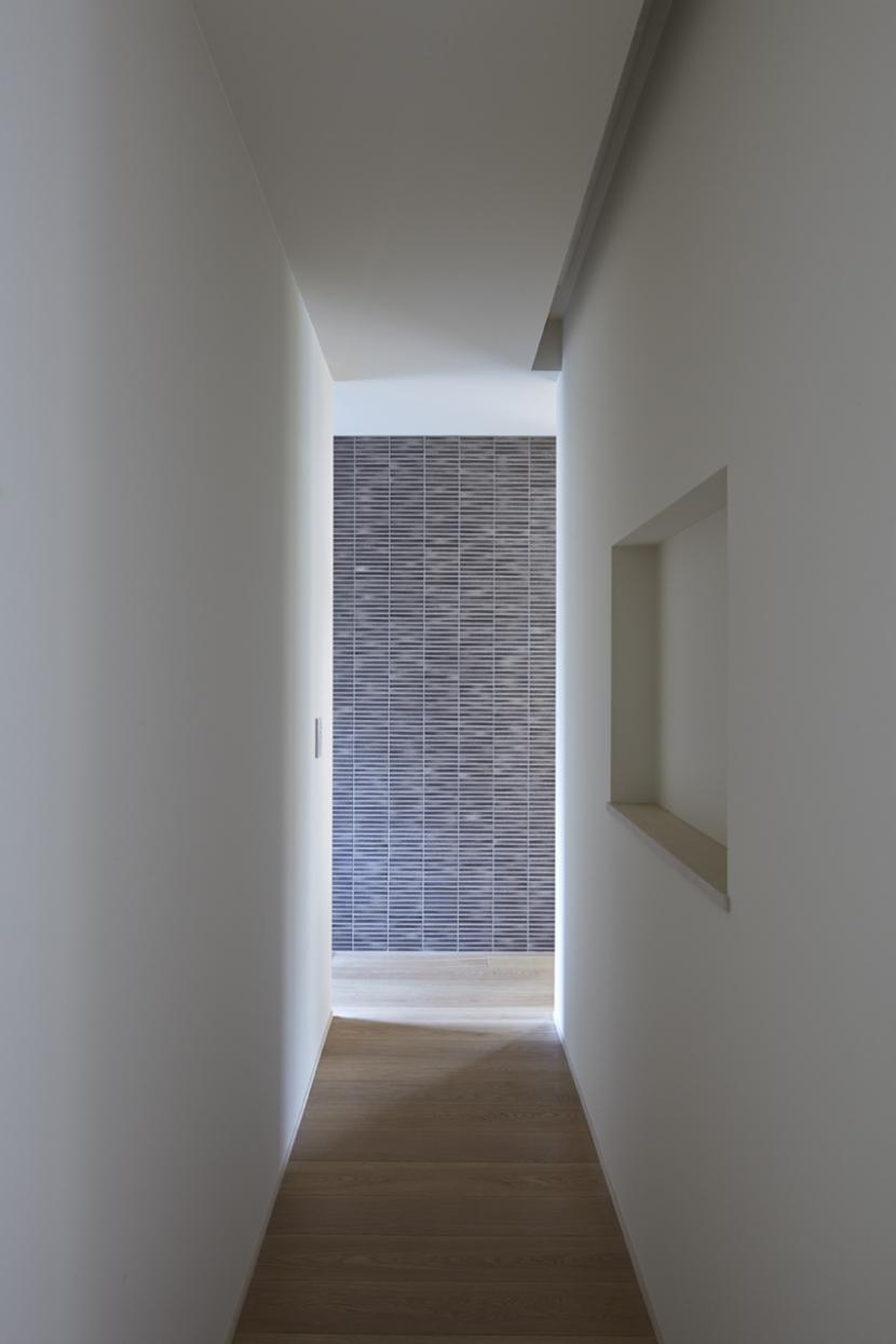 Umi house (廊下)