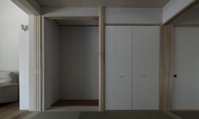 Umi house (和室1)