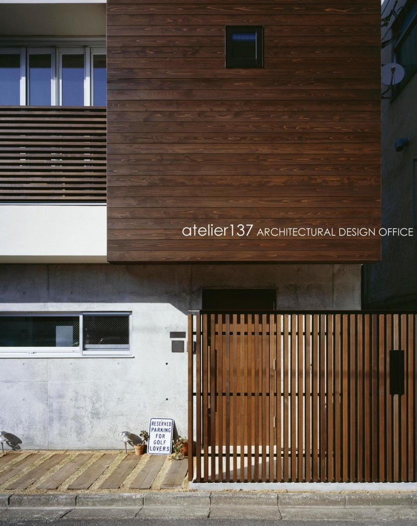 011船橋Kさんの家 (外観)
