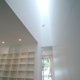 建築家 安藤毅の住宅事例「ヒカリノカタチ」