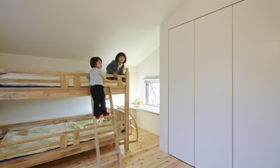 Umi house (子供部屋)