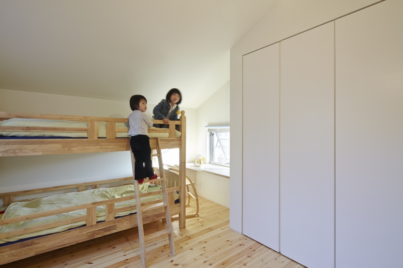 Umi houseの部屋 子供部屋