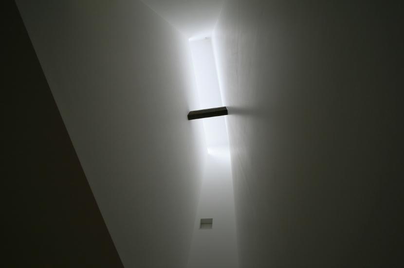 ヒカリノカタチの部屋 ライトウェル(光井戸)