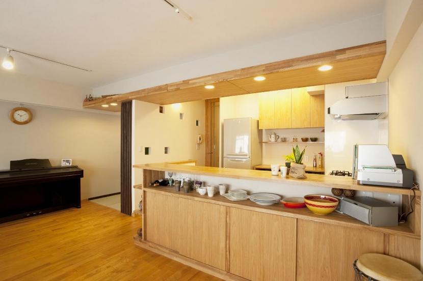 T邸・休日はおうちカフェで・・・の部屋 キッチン