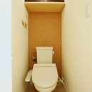 T邸・休日はおうちカフェで・・・の写真 トイレ