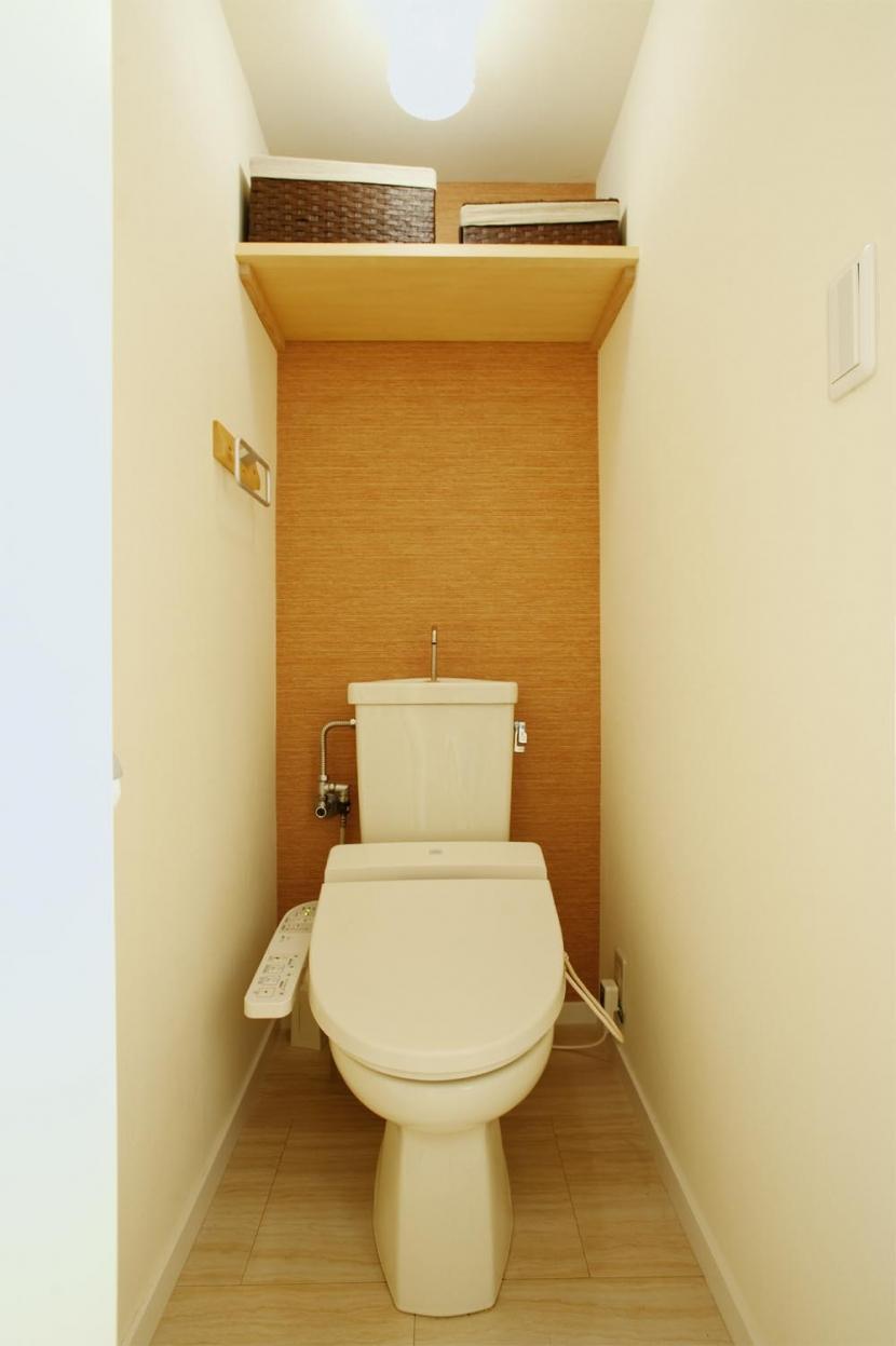 T邸・休日はおうちカフェで・・・の部屋 トイレ