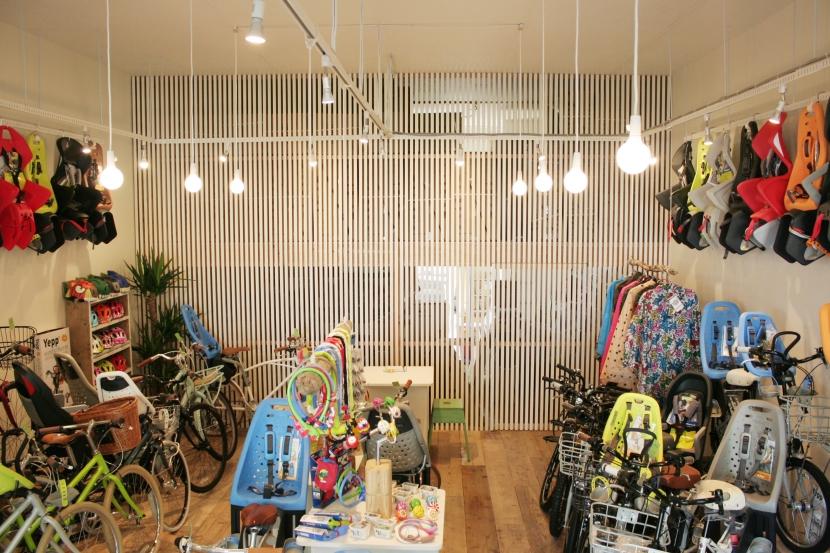 西早稲田自転車店リピト・イシュタール2号店の部屋 自転車店舗 内装