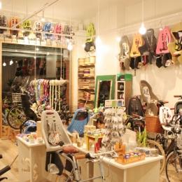 西早稲田自転車店リピト・イシュタール2号店 (自転車店舗 内装-3)