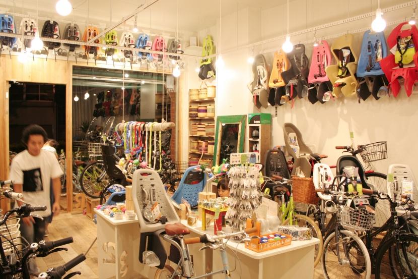 西早稲田自転車店リピト・イシュタール2号店の部屋 自転車店舗 内装-3