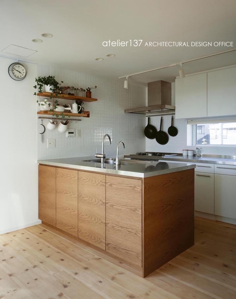 011船橋Kさんの家 (キッチン)