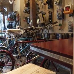 西早稲田自転車店リピト・イシュタール1号店 (自転車店舗 内装-1)