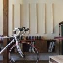 自転車店舗 内装-2