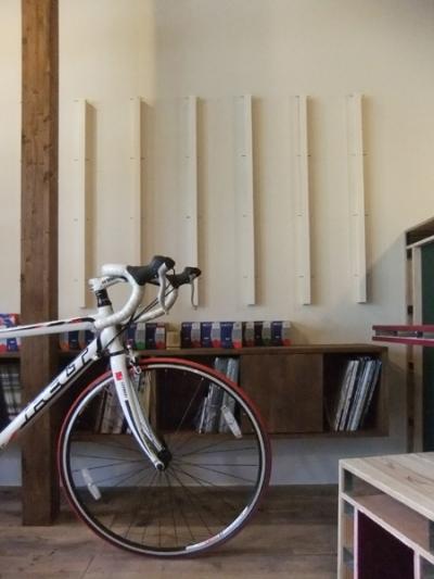 自転車店舗 内装-2 (西早稲田自転車店リピト・イシュタール1号店)