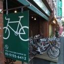 自転車店舗 外観