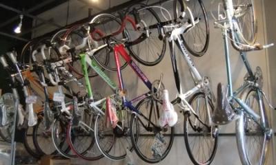 自転車店舗 自転車展示|西早稲田自転車店リピト・イシュタール1号店