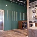 丸菱建築計画事務所の住宅事例「西早稲田自転車店リピト・イシュタール1号店」