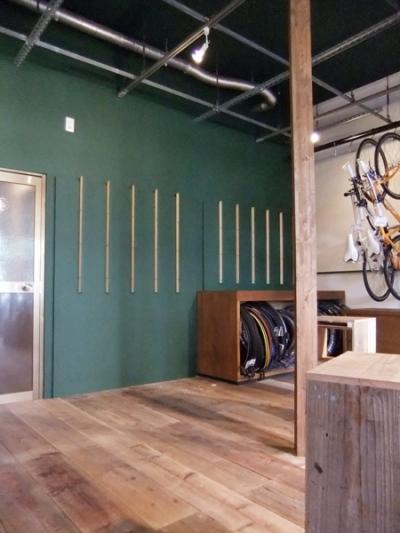 西早稲田自転車店リピト・イシュタール1号店 (自転車店舗 内装-3)